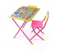 Набір дитячих складаних меблів Демі № 3