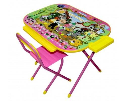 Набор детской складной мебели Дэми «Дошкольник»