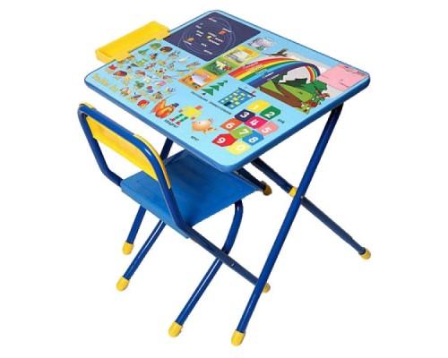 Набір дитячих складаних меблів Демі № 1