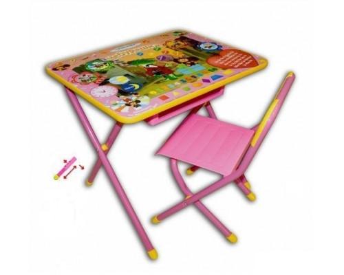 Набір дитячих трансформованих меблів Демі № 3